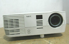 Tested NEC NP-VE281X Projector XGA DLP 2800 Lumens 483 Lamp Hours w/ Remote