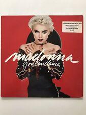 Madonna You Can Dance Limited Edition Avec Poster Vinyle LP