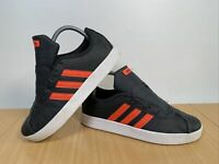 Adidas VL Court 2.0 Kids Trainers Size UK 4