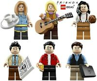 Lego Ideas 21319 FRIENDS Central Perk - Choose Your Own Minifigure or Item NEW