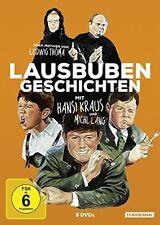 5 DVD-Box * LAUSBUBENGESCHICHTEN (JUBILÄUMSEDITION) # NEU OVP /