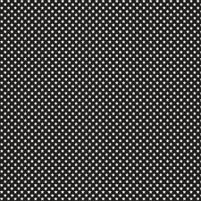 Baumwollstoff Mini Sterne schwarz METERWARE Webware Popeline Stoff