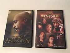 Tha Westside and Tupac Assassination DVD Hip Hop/Rap Auction Finds 702