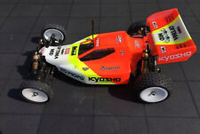 Kyosho Optima Mid LWB Bodyshell Lexan Body Undertray Gear Cover And Wing Special