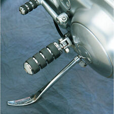 Soft Ride Large Diameter Male Mount Driver Footpegs for Harley-Davidson 1972 up.