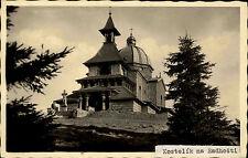 Radhošti Tschechien Česká ~1940 Kostelík Kirche Church Foto J. Švec ungelaufen