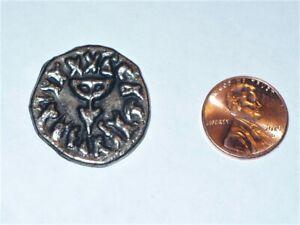 Ancient India Coin Lead BC AD Kuras Kolhapur Belgaum Vilivayakura Brahmi