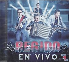 Regido En Vivo Con Tuba CD New