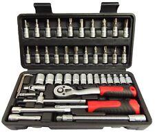 Steckschlüssel-satz Ratschenkasten Knarrenkasten Werkzeug Set Torx 47-teilig