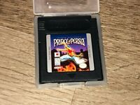 Prince of Persia w/Case Nintendo Game Boy Color Cleaned & Tested Authentic