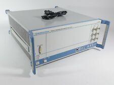 Rohde & Schwarz Cmw-500 Wideband Radio Communication Tester w/ Many Licenses