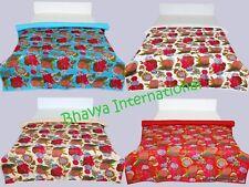 10Pc Wholesale Lot Single Size Quilt Filling Warm Razai Cotton Blanket Bedcover