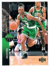Dee Brown 1994 Upper Deck Boston Celtics insert Basketball Card