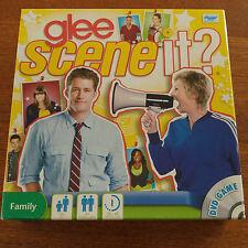 Glee Scene It DVD Board Game 2011 Complete