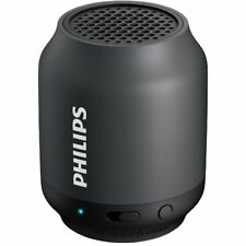 Philips Bluetooth Speaker Black BT25B