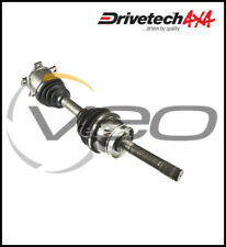 NISSAN PATHFINDER D21 3.0L V6 DRIVETECH 4X4 RIGHT/LEFT CV DRIVESHAFT ASSEMBLY
