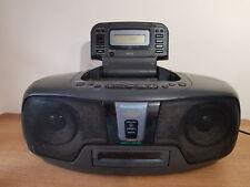 Panasonic RX-DS05 Boombox - Tape, CD Player, Stereo Radio Grade B