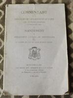 1890 ✤ Discours SS le PAPE aux Ouvriers ✤ Mgr l'Évêque de Montpellier