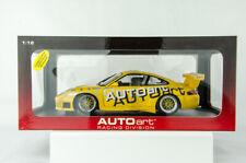 Limited Edition AutoArt Porsche 911 996 GT3R # 1653/2000 1/18 Diecast Model Car