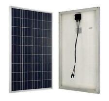 ECO-WORTHY 12 Volts 100 Watts Polycrystalline Silicon Solar Panel