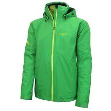 Chaquetas y chalecos de deporte de hombre verde