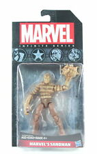 """Sandman Action Figure Sand Variant Marvel Infinite Series Hasbro MOC 2014 4"""""""