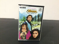 Henna Music Tape Cassette - Film Punjabi Hindi Bollywood - Ravindra Jain