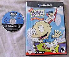 Rugrats: Royal Ransom (Nintendo GameCube) *NO MANUAL - TESTED - SHIPS FAST*