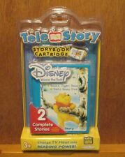 Disney Winnie The Pooh Storybook Cartridge Tele Story