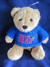 "US Balloon Graduation Bear Plush Stuffed Bean Bag  Animal Gift 6"""