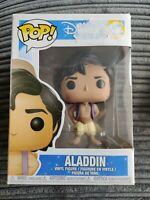 Funko POP! Movies - Disney - Aladdin #352 - Free P&P!