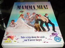 Películas en DVD y Blu-ray musicales Mamma Mia! 2000 - 2009