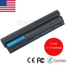 New 6 Cell Battery  for Dell Latitude E6120 E6220 E6230 E6320 E6330 E6430S RFJMW