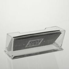 Acrylic Clear Desktop Business Card Holder Stand Display Dispenser Office Useful