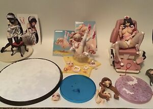 Anime Figures And Parts Lot China Version Hard Parts