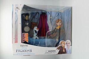 Disney Frozen 2 Anna Classic Doll Adventure Play Set