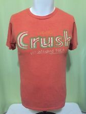 Crush Soda Men's Orange T Shirt Size Small Savvy