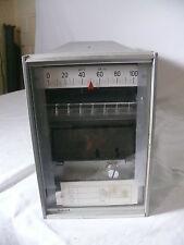 Honeywell Long Case Currentronic 1 Pen Recorder 0-1000 Deg K  ca  --unused