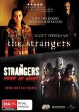 The Strangers / Strangers (DVD, 2018, 2-Disc Set)