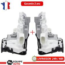 Mecanisme de serrure centralisee porte avant droite & gauche Audi 8J1 837 016 A