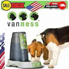 Auto Pet Water Dispenser Feeder Puppy Dish Waterer Feeding Bowl Cat Dog 1.5L