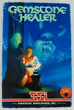 SSI Gemstone Healer Role Playing Game Commodore 64