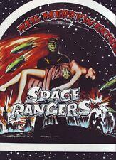 Neil Merryweather- Space Rangers (Vinyl Reissue)