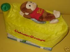 Curious George Decorative Banana Tissue Box Cover
