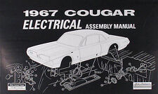repair manuals literature for mercury cougar ebay rh ebay com 1967 Nova Wiring Diagram 1967 Nova Wiring Diagram
