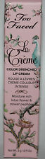 Too Faced La Creme Color Drenched Lipstick Cream - Bon Bon 0.11 oz *