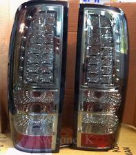 TAIL REAR LED LIGHT LAMP SMOKE LENS USE FOR ISUZU DMAX D-MAX PICKUP 2006 - 2011