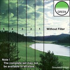 NOUVEAU TIFFEN 10.2x10.2cm Green 1 Soft-Edge Gradué Filtre Grad SE 44cgg1s