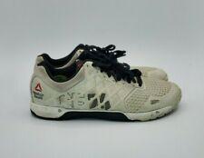 Reebok Crossfit Nano 4.0 Womens White Black Athletic M43443 Size 7 CF74