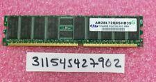 1GB DDR PC DDR1   PC2700R DDR-333 184PIN  2700R 333  ECC-REG RDIMM   64X8 2RX8